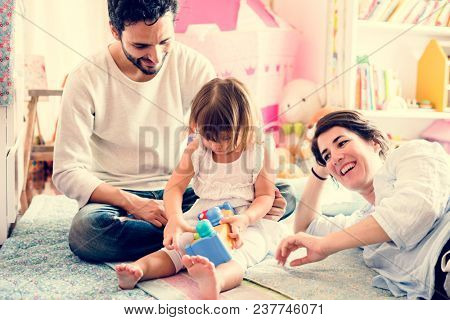Family time togetherness