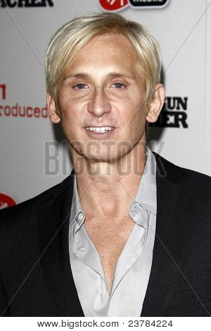 LOS ANGELES - SEPT 21:  David Meister arriving at the