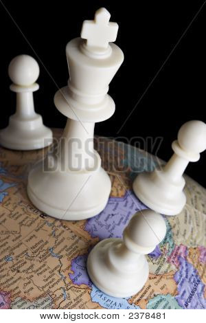 World Is A Game Of Chess