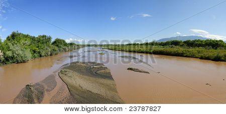 Rio Grande Panorama