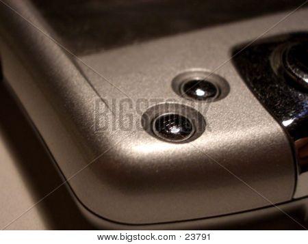 PDA Close Up