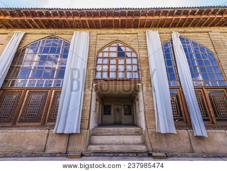 Shiraz, Iran - October 23, 2016: Inside View Of The Karim Khan Citadel In Shiraz City