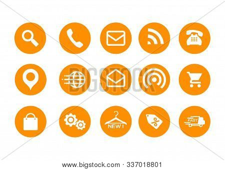 Online Store, Mobile Store, Icon, Mobile Icons, Online Store Icons,  Icon Pack, Home Icon, Telephone