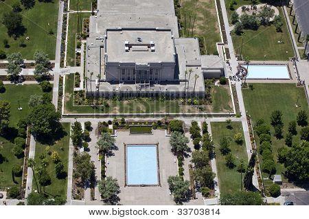 LDS Tempel mesa