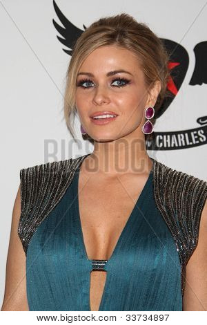 LOS ANGELES - MAY 18: Carmen Electra at the 19th Annual Race to Erase MS gala held at the Hyatt Regency Century Plaza on May 18, 2012 in Century City, California