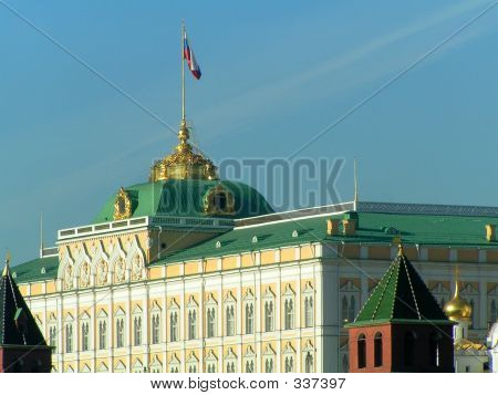 Big Kremlin Palace, Moscow, Russia