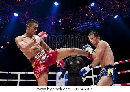 Muay Thai Championship Fight