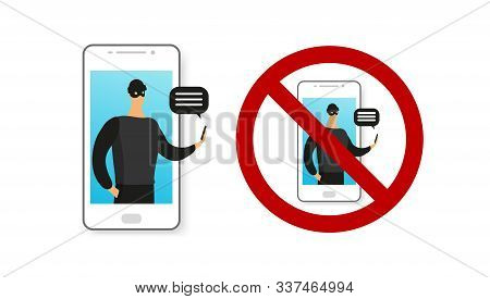 Phone Fraud, Online Dating, Payments, Transfers. Deception And Theft On The Phone, The Internet, App