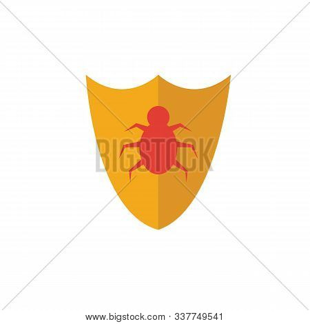 Antivirus Icon. Simple Element From Security Icons Collection. Creative Antivirus Icon Ui, Ux, Apps,