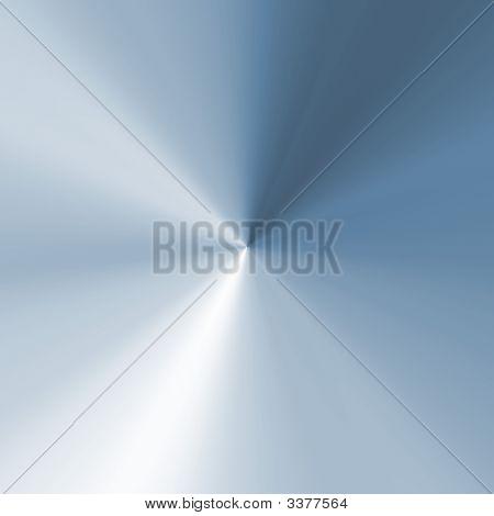 Circular Brushed Aluminum