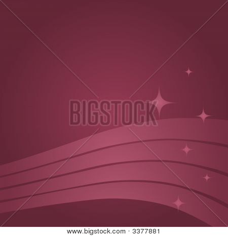 Mauve Decorative Background