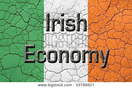 Irish Economy Flag