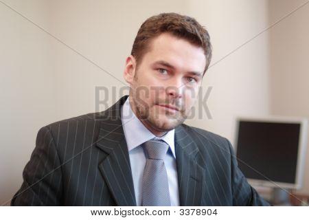 Handsome Boss