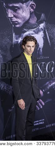 The King Premiere
