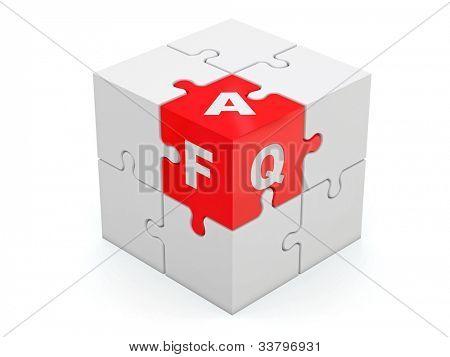 FAQ. Abstract cube
