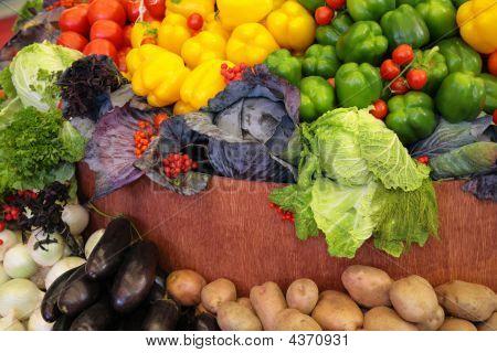 Fresh Vegetable Variety