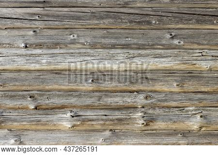 Wood Textured Weathered Wood Background, Retro Backdrop For Design