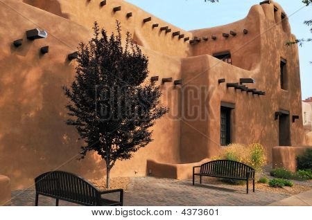 Smooth Walls Of Santa Fe