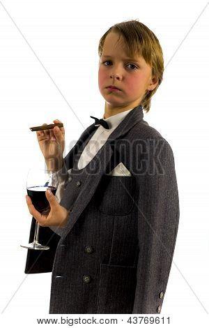 Successful Boy 4