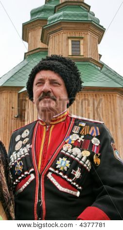 Ukrainian Cossack General