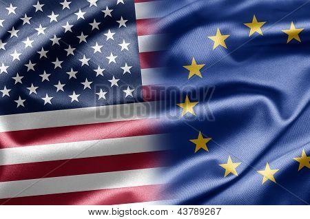 USA and EU