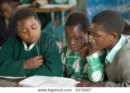 Simbabwes Studierende