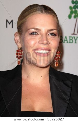 LOS ANGELES - NOV 9:  Busy Philipps at the Second Annual Baby2Baby Gala at Book Bindery on November 9, 2013 in Culver City, CA