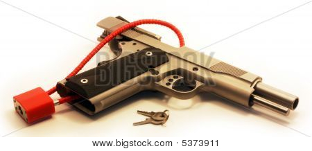 Locked Gun