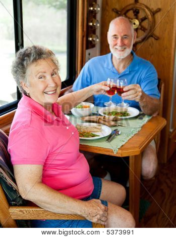 Rv Seniors - Romantic Meal