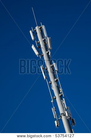Monopole Cell Phone Tower