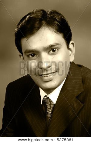 Profile Of An Indian Businessman