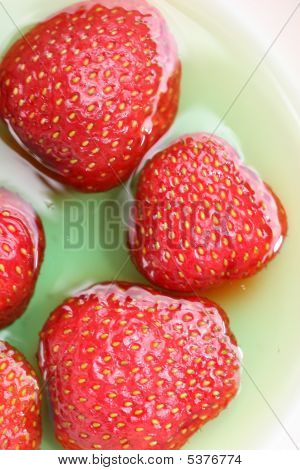 Strawberries And Jelly