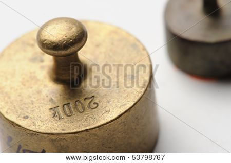 Measure Weights