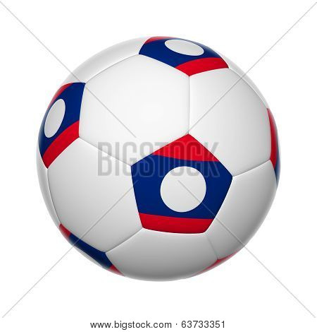 Lao Soccer Ball