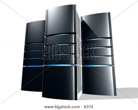 3D Server Farm