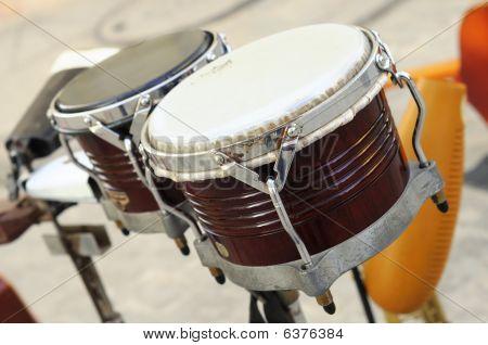 Cuban Percussion Instrument - Bongo