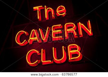 The Cavern Club In Liverpool