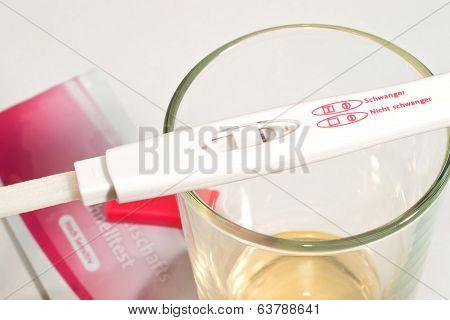Pregnancy-test