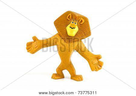 Alex afican lion main toy character form madaguscar film