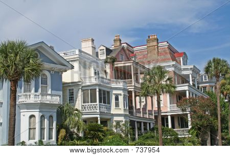 luxury charleston homes