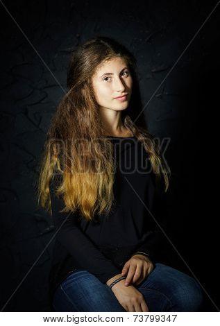Cute Young Armenian Girl