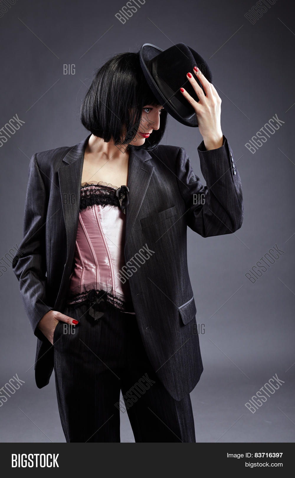 Brunette hto lesbian #14