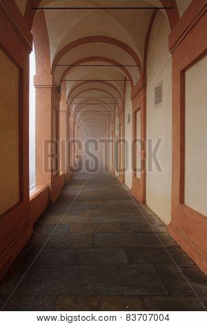 Santuario Di Madonna Di San Luca, Bologna