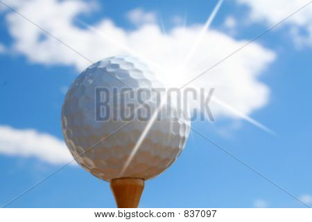 golf ball star