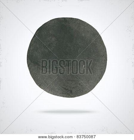 Grunde Ink Paint Circle.