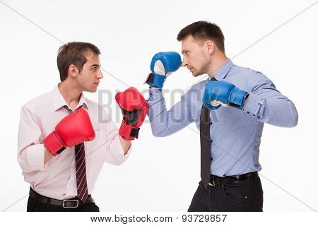 Business fighters