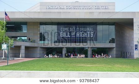 National Constitution Center in Philadelphia