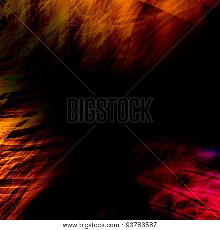 Faded color image. Background texture design. Empty art illustration. Old grungy picture effect.