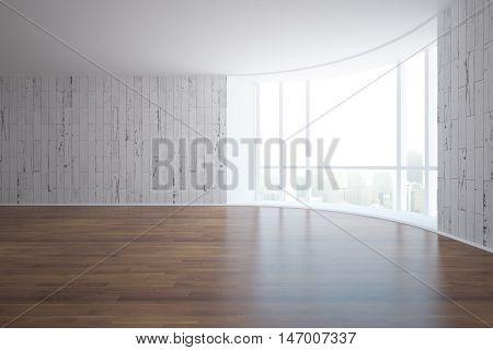 Empty Interior Side