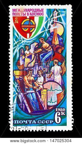 Ussr - Circa 1980